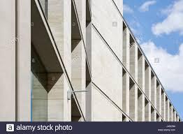 100 Travertine Facade Angular Perspective Along Travertine Facade Chancery Lane