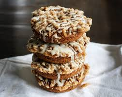 Dunkin Donuts Pumpkin Spice Latte 2017 by Baked Pumpkin Donuts With Coffee Cake Streusel U0026 Maple Glaze