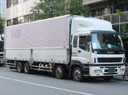 A Japanese Truck Manufacturer Makes Its Vehicles With Numerous ...