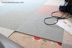 flor carpet tile adhesive dots walket site walket site