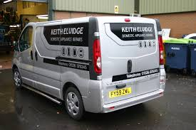 Vehicle Sign Writing | Allen Signs