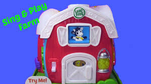 LEAP FROG Sing & Play Farm Toy Review & Demonstration - YouTube Leapfrog Toysrus Learn To Count Numbers And Names Of Toy Foods Cutting Food With Amazoncom Fridge Farm Magnetic Animal Set Toys Games Leap Frog Red Barn Replacement Duck Phonics Animals Learning J Dancing Her Youtube Sold Out Word Builder Activity For Babies Toy Mercari Buy Sell Wash Go Vehicles Letters Sun Base