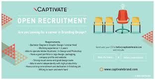 Graphic Designer Captivate - StudentJob Indonesia Graphic Design Resume Sample Designer Job Description Stunning Online Graphic Designing Jobs Work Home Ideas Interior Best 25 Freelance Ideas On Pinterest Design From Myfavoriteadachecom Designer Malaysia Facebook Awesome Pictures Freelance Logo Jobs Online Www Spdesignhouse Com Youtube What Ive Learned About Settling The Startup Medium Can Designers Photos Decorating Website