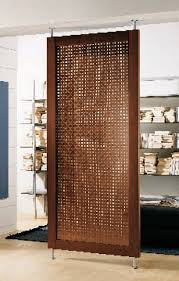 tension mount room divider modernus room dividers wood
