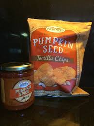 Sprouting Pumpkin Seeds by Sprouts Pumpkin Seed Tortilla Chips U0026 Sprouts Pumpkin Spice Salsa