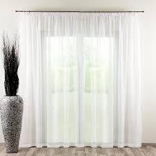 gardinen vorhänge möbel wohnen gardinen mit kräuselband