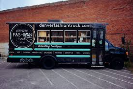 100 Denver Trucks Vendor Pop Up Fashion Truck Milk Market