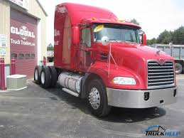 100 Global Truck Traders 2007 Mack VISION CXN613 For Sale In Winchester NH By Dealer