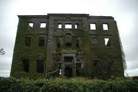 Inspiring Manor House Photo by Tyrone House Co Galaway Ireland Impressive Creepy Sad And