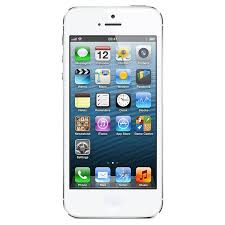 Apple iPhone 5 16GB White & Silver Unlocked A1428 GSM