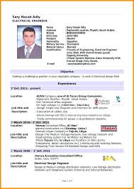 Resume Examples For Accounting Sample Fresh Graduate Engineer Example Of Accountant