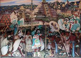 rivera painted murals among others in mexico city chapingo