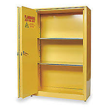 Flammable Liquid Storage Cabinet Location by Flammable Storage Cabinet Ebay