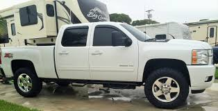 Leveled Chevy. Simple Chevy Silverado Lifted U Leveled With Bilstein ...
