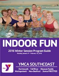 Ymca Camp Christmas Tree Family Night by Winter 2016 Program Guide By Ymca Southcoast Issuu