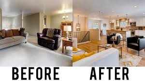 100 Modern Split Level Homes House Flip Before And After How We Turned A Home Into A Open Concept Layout