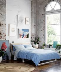 Best 25 Exposed Brick Bedroom Ideas On Pinterest