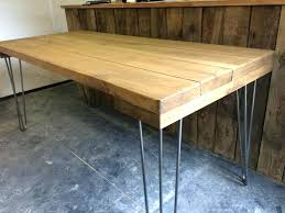 Dining Table Hairpin Legs Coffee Metal Bench Wholesale