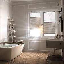 sonnenschutz für das badezimmer