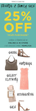 Vince Camuto Coupons - 25% Off At Vince Camuto, Or Online ... Vince Camuto Discounts Idme Shop Windetta Boot In Black Revolve Vince Camuto Valia Thong Sandal Women Womens Shoes Flip Ada Leather Wristlet Coupon Code Cheap Womens Python Chevron Cross Body Bags Vince Camuto Katila Platform Endofsummer Labor Day Sale Coupon Code For Breshan Flats Pea Pod Walmart Canada Coupons 25 Off Sale Styles At Fgrance Roerball Trio