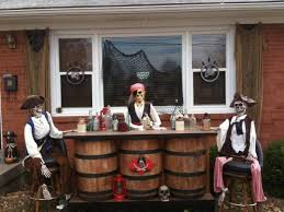 Pirate Halloween Decorations – Home Made Halloween Decorations