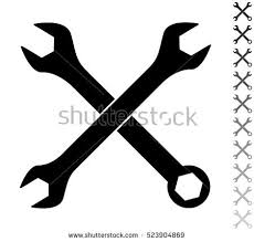 Wrench Stock Royalty Free & Vectors