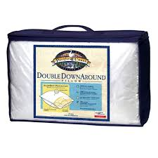 Amazoncom Pacific Coast Double Down Around Pillow King Home