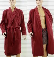 robe de chambre homme en courtelle robe chambre homme courtel sénior à partir de 33 4 euros