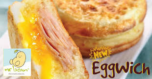 mr bean cuisine mr bean launches wholesome eggwich with golden egg yolk from 1