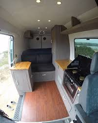 Awesome Ideas For Camper Van Conversions
