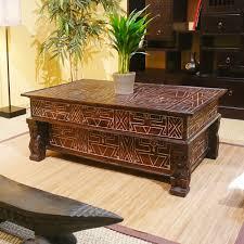 chambre style africain artisanat africain