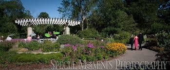 Matthaei Botanical Gardens Wedding