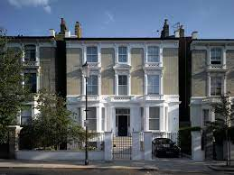 104 Notting Hill Houses House Theis Khan Architects