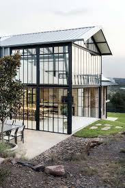100 Industrial Style House Architects Glass Finidng Room Exterior
