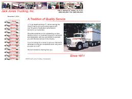 100 Jones Trucking Jack Competitors Revenue And Employees Owler