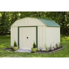 Arrow Newburgh 8x6 Storage Shed by Arrow 10 X 8 Sheridan Vinyl Storage Shed Vinyls Products And 8