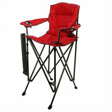Furniture: Attractive Tall Folding Chairs For Home ...