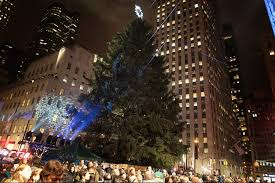 Rockefeller Christmas Tree Lighting 2018 by Video Do You Have Chicago U0027s Christmas Tree 104 3 K Hits Chicago
