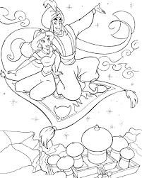 Aladdin And Jasmine Aladdin