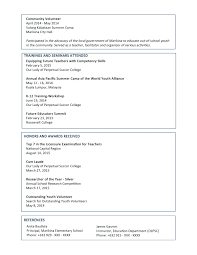 Executive Summary Resume Sample Example Templates Within Project Management Objective