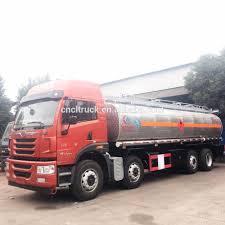 100 Gasoline Truck Faw 350hp 35000 Liters Fuel Tank Oil Hot