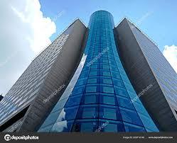100 Poland Glass Modern Building Warsaw Stock Photo Jane2018
