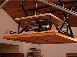 Diy Projector Mount Drop Ceiling by Home Theater Projector Lift