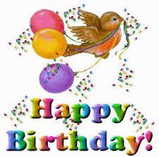 Happy birthday moving clip art