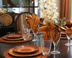 Holiday Decorations For Year Round Use Diningroom Table Set Thanksgiving