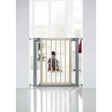 barriere escalier leroy merlin barrière de sécurité enfant munchkin portillon semi auto bois