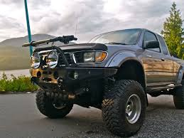 Image Result For First Gen Toyota Tacoma Tube Bumper | Overland ... 1997 Toyota Tacoma Evergreen Pearl Stock 141742b Walk T100 Information And Photos Zombiedrive Nissan Pickup Lifted Image 50 Hilux Single Cab P Reg 24d 2wd Truck Motd New 2017 Trd Sport Double 5 Bed V6 4x4 T8190 96769 Xtra Specs Photos Modification Info For Sale Classiccarscom Cc1060966 Toyota Tacoma Related Imagesstart 100 Weili Automotive Network Used 2014 Sale Pricing Features Edmunds 20 Years Of The Beyond A Look Through Onki Stainless Brush Guard Hella 500 Flickr Review