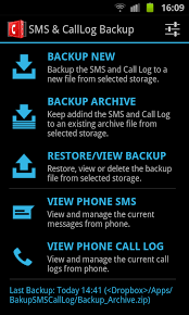 SMS & Call Log Backup Android Apps on Google Play