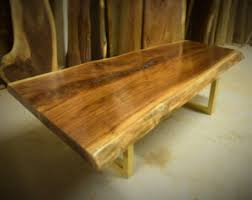live edge table live edge dining table by urbanwoodllc on etsy