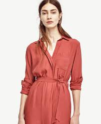 long sleeve pink shirt dress fashion dresses